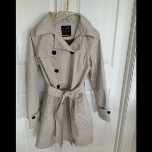 The Nature Trail Trench Coat